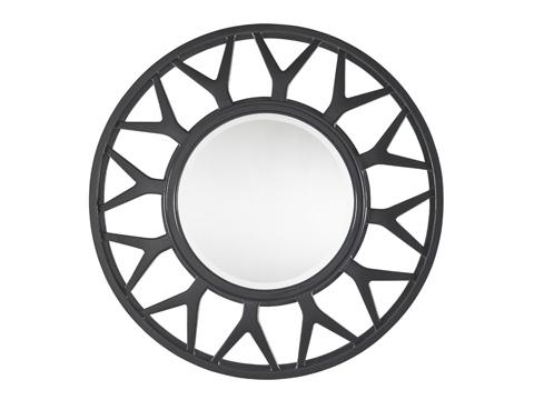 Lexington Home Brands - Esprit Round Mirror - 911-201