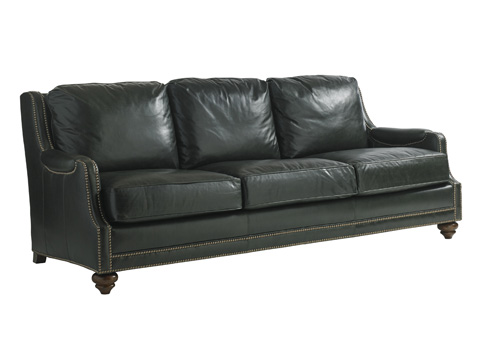 Lexington Home Brands - Alcot Leather Sofa - 7572-33-01