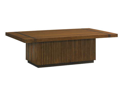 Lexington Home Brands - Castaway Rectangular Cocktail Table - 556-945