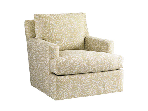 Lexington Home Brands - Bandar Swivel Chair - 7278-11SW