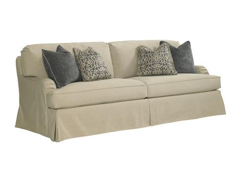 Lexington Home Brands - Stowe Sofa with Khaki Slipcover - SC7476-33KH