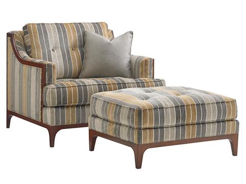 Lexington Home Brands - Barclay Chair - 7577-11