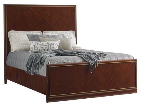 Lexington Home Brands - Carlyle Queen Panel Bed - 723-133C
