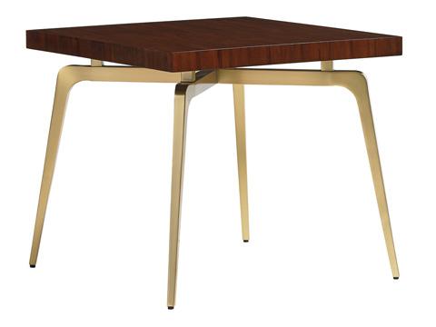 Lexington Home Brands - Allegro Square Lamp Table - 723-955C