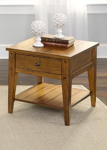 Liberty Furniture - End Table - 110-OT1020