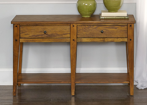 Liberty Furniture - Sofa Table - 110-OT1030