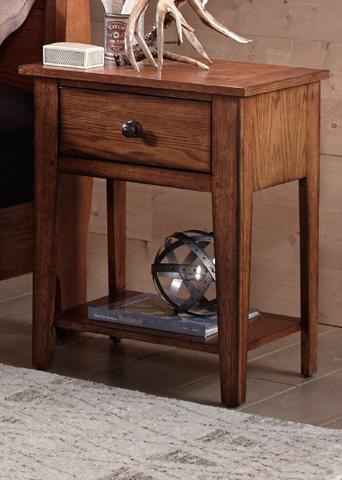 Liberty Furniture - Nightstand - 175-BR60