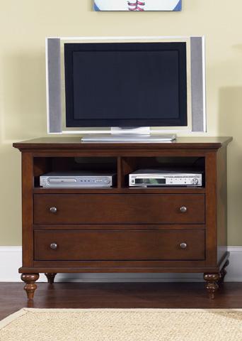 Liberty Furniture - Media Chest - 277-BR49