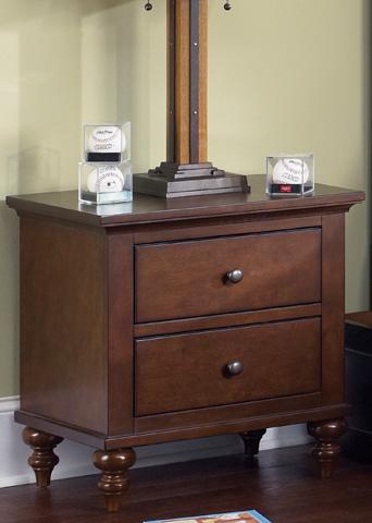 Liberty Furniture - Nightstand - 277-BR60
