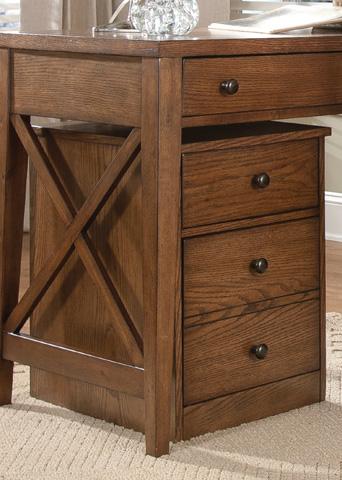 Liberty Furniture - Mobile File Cabinet - 382-HO146