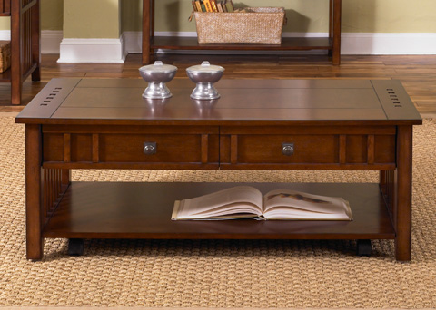 Liberty Furniture - Cocktail Table - 409-OT1010