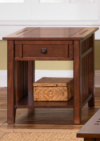 Liberty Furniture - End Table - 409-OT1020