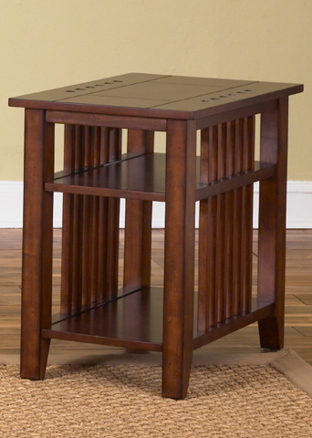 Liberty Furniture - Chair Side Table - 409-OT1021