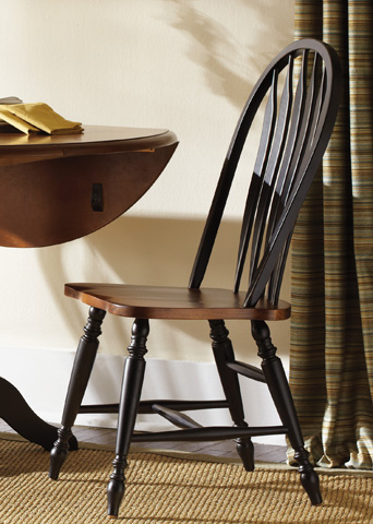 Liberty Furniture - Windsor Back Side Chair - 80-C1000S