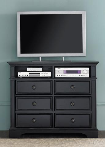 Liberty Furniture - Media Chest - 917-BR45