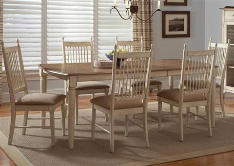 Liberty Furniture - Rectangular Leg Dining Table - 157-T4080