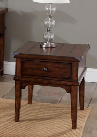 Liberty Furniture - End Table - 316-OT1020