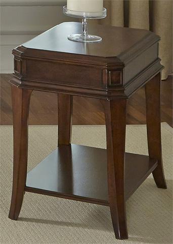 Liberty Furniture - Chairside Table - 363-OT1021