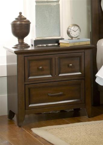 Liberty Furniture - Nightstand - 461-BR61