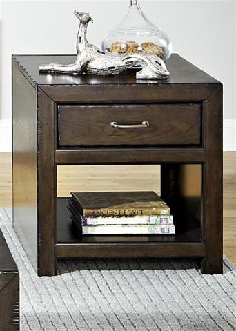 Liberty Furniture - End Table - 475-OT1020