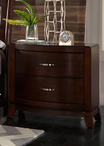 Liberty Furniture - Nightstand - 505-BR61