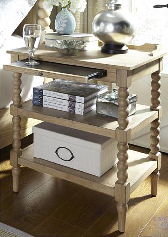 Liberty Furniture - Open Nightstand - 531-BR62