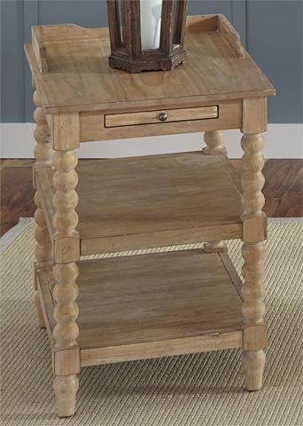 Liberty Furniture - Chairside Table - 531-OT1021