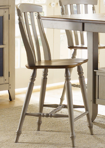 Liberty Furniture - Slat Back Counter Chair - 541-B150024