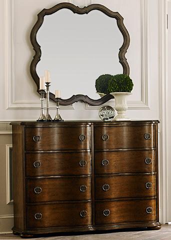 Liberty Furniture - Eight Drawer Bureau - 545-BR32