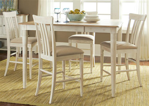 Liberty Furniture - Gathering Dining Table - 568-GT5454