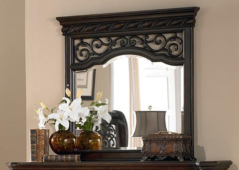 Liberty Furniture - Landscape Mirror - 575-BR51