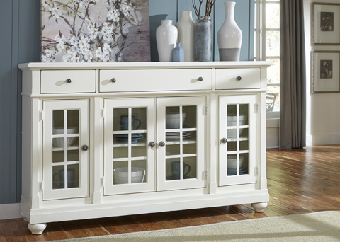 Liberty Furniture - Buffet - 631-CB6642