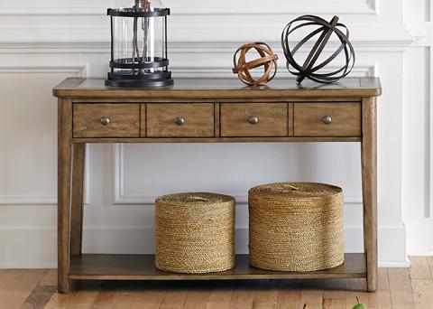 Liberty Furniture - Sofa Table - 645-OT1030