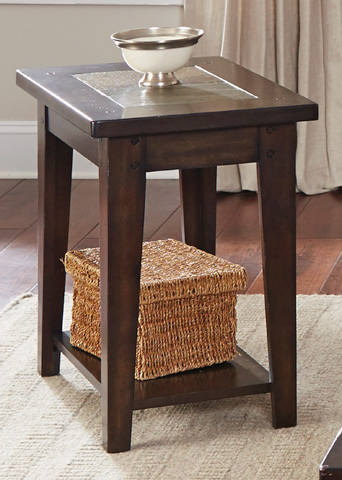 Liberty Furniture - Chairside Table - 682-OT1021