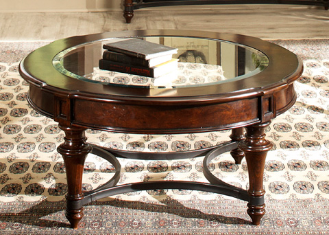 Liberty Furniture - Round Cocktail Table - 720-OT1011