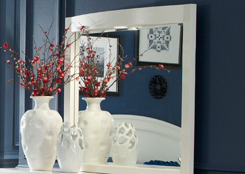 Liberty Furniture - Lighted Mirror - 205-BR52