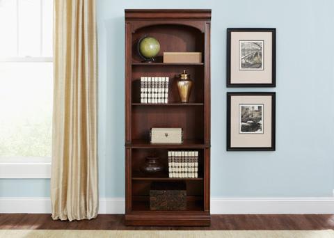Liberty Furniture - Jr Executive Open Bookcase - 273-HO201