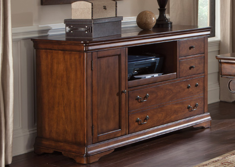 Liberty Furniture - Home Office Credenza - 378-HO121