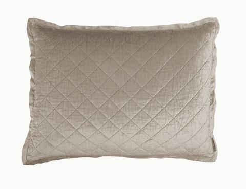 Lili Alessandra - Chloe Standard Pillow - L190F-W