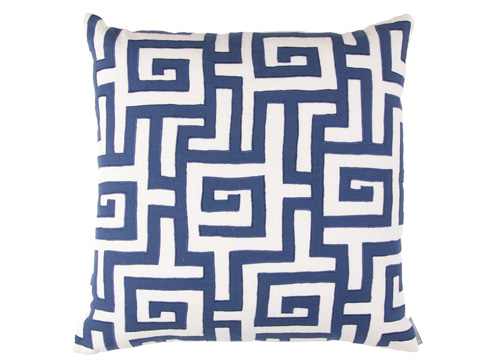 Lili Alessandra - Onasis Square Pillow - L218ASWS-V