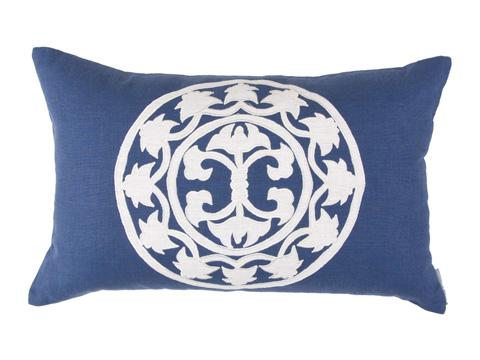 Lili Alessandra - Lili Small Rectangle Pillow - L242AMW-L