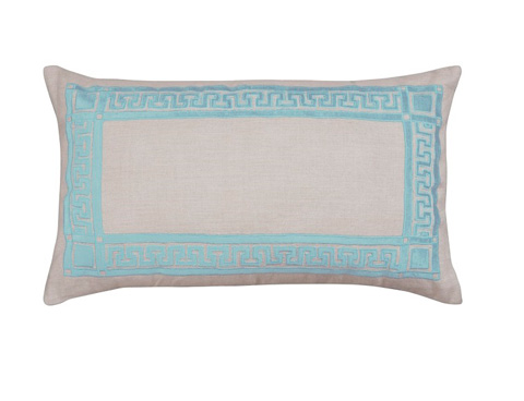 Lili Alessandra - Mackie Taupe with Seafoam Bedding Package - MACKIESET2