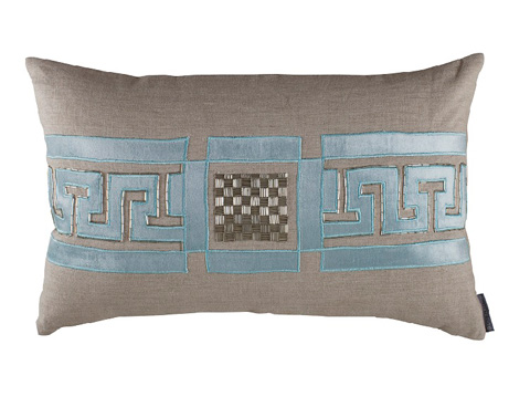 Lili Alessandra - Dimitri Small Rectangle Pillow - L245ANSF-V