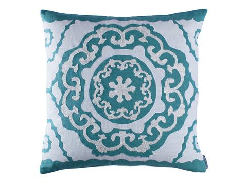 Lili Alessandra - Tangier Square Pillow - L286SOW