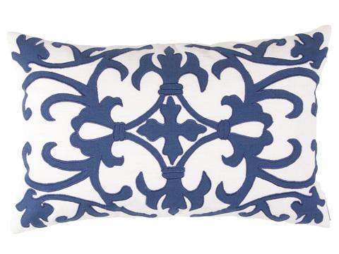 Lili Alessandra - Olivia Small Rectangle Pillow - L288AWM-L