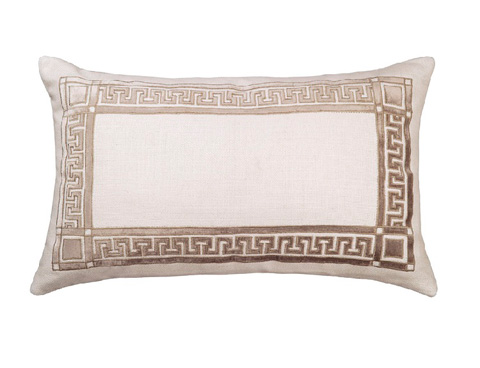 Lili Alessandra - Dimitri Large Rectangle Pillow - L445ADIF-V