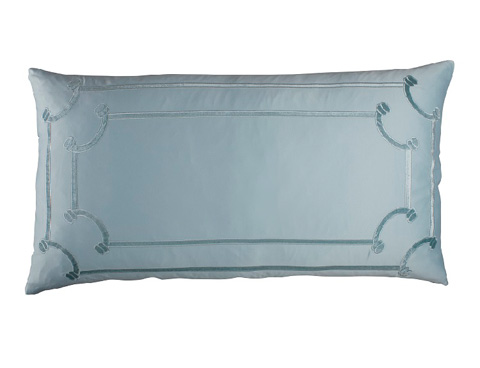 Lili Alessandra - Vendome King Pillow - L517KSF