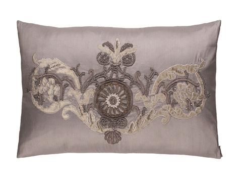 Lili Alessandra - Paris Medium Rectangle Pillow - LPAR17BL