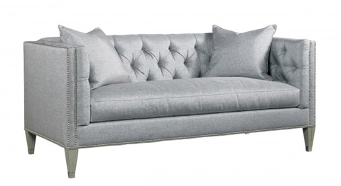 Lillian August Fine Furniture - Wright Loveseat - LA7154L