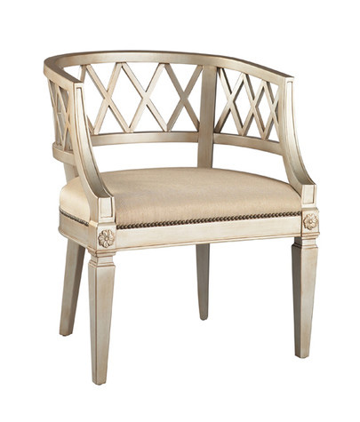 Lillian August Fine Furniture - Brunell Chair - LA1107C